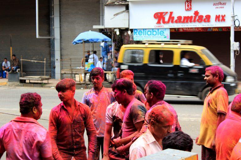 Celebración Festival de Ganesh