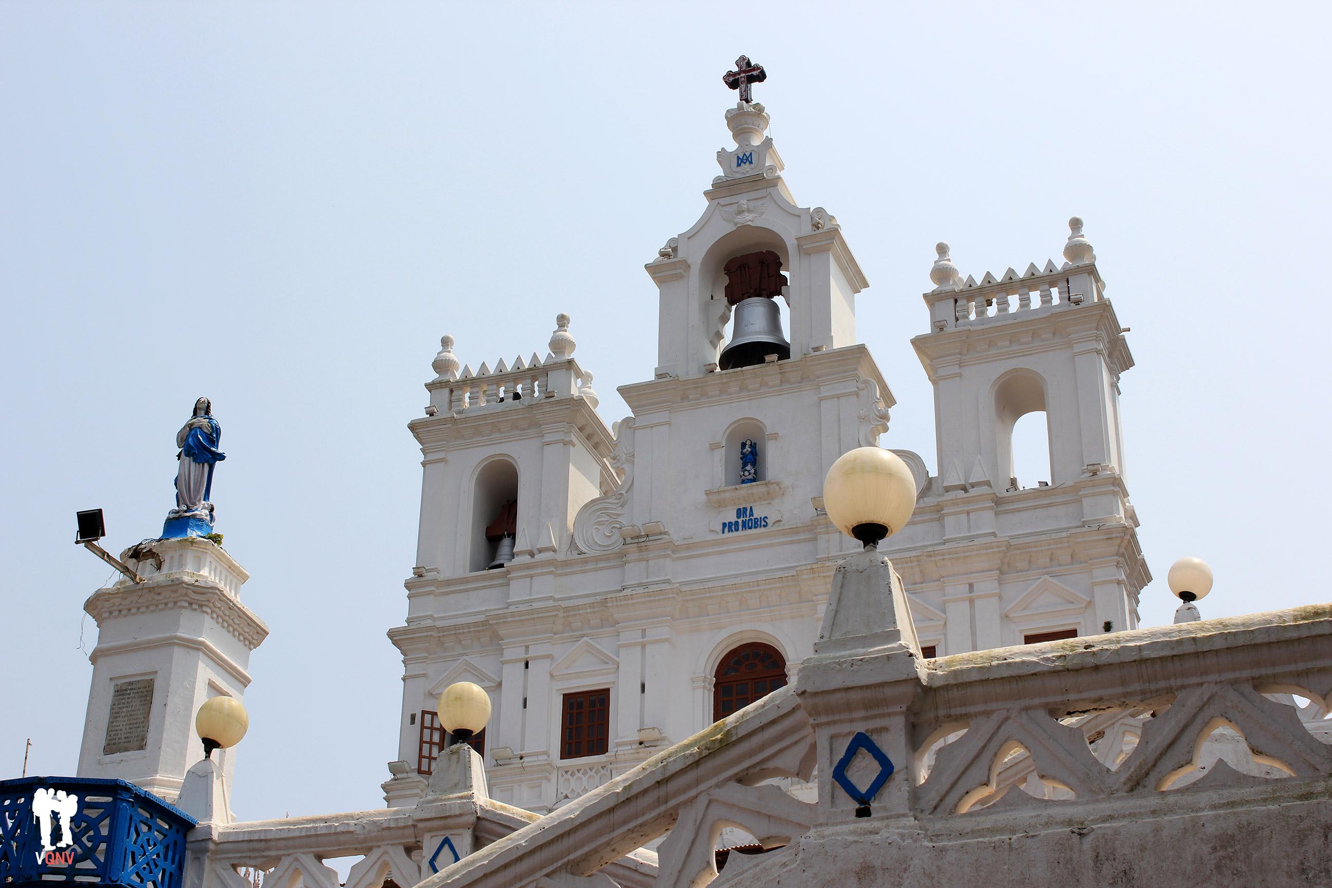 Iglesia de Nuestra Señora de la Inmaculada Concepción en Panaji