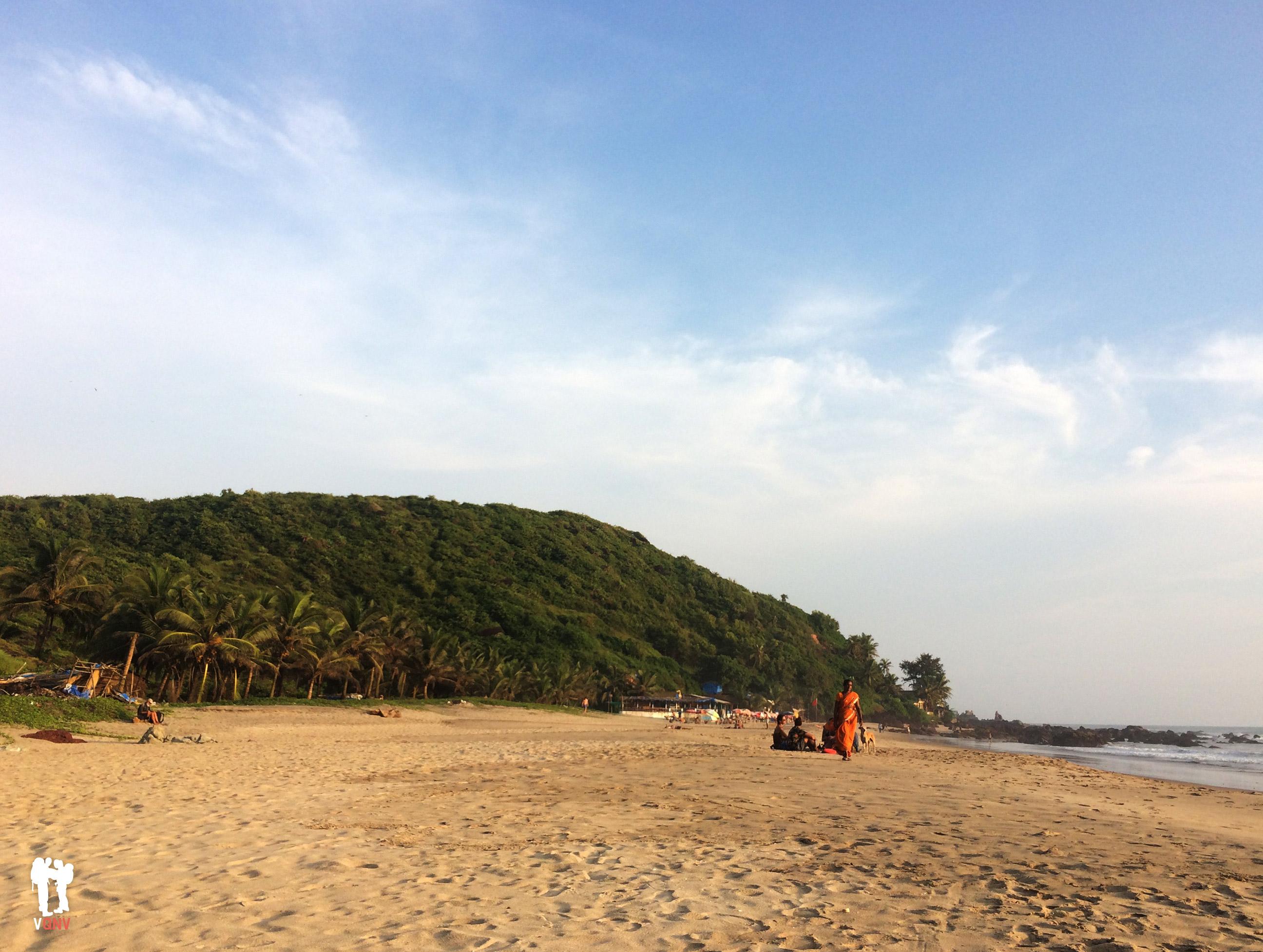 Playa de Querich