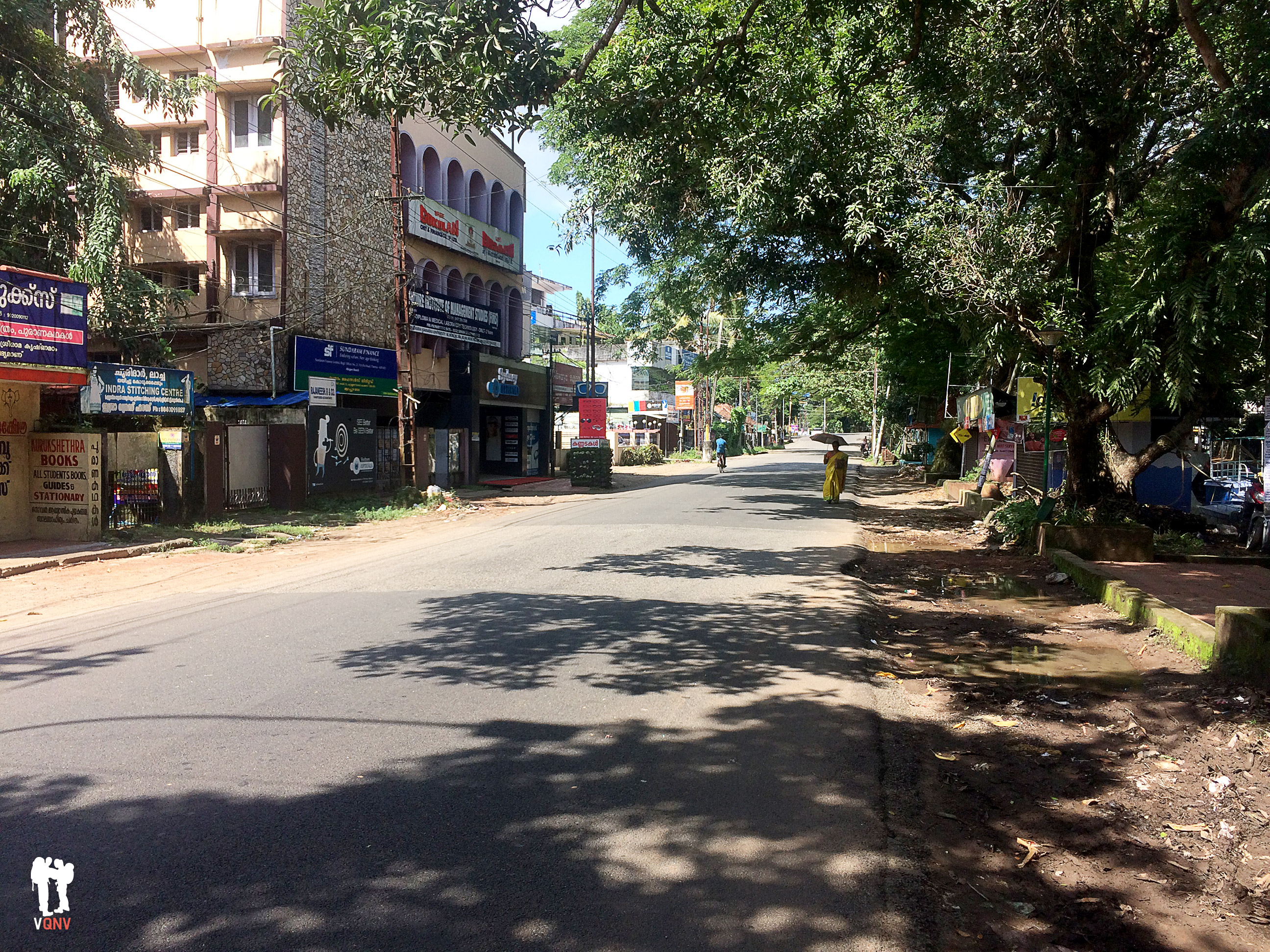 Día de huelga en Kerala
