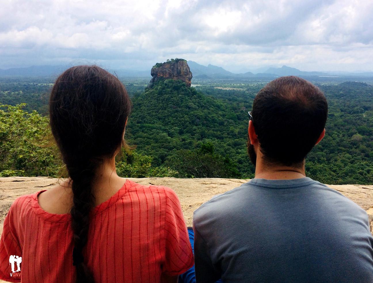 Con vistas a la Lion Rock