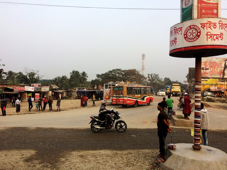 Carretera a Bagerhat
