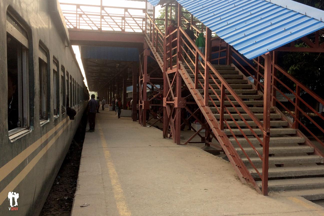 Estación de tren de Benapole