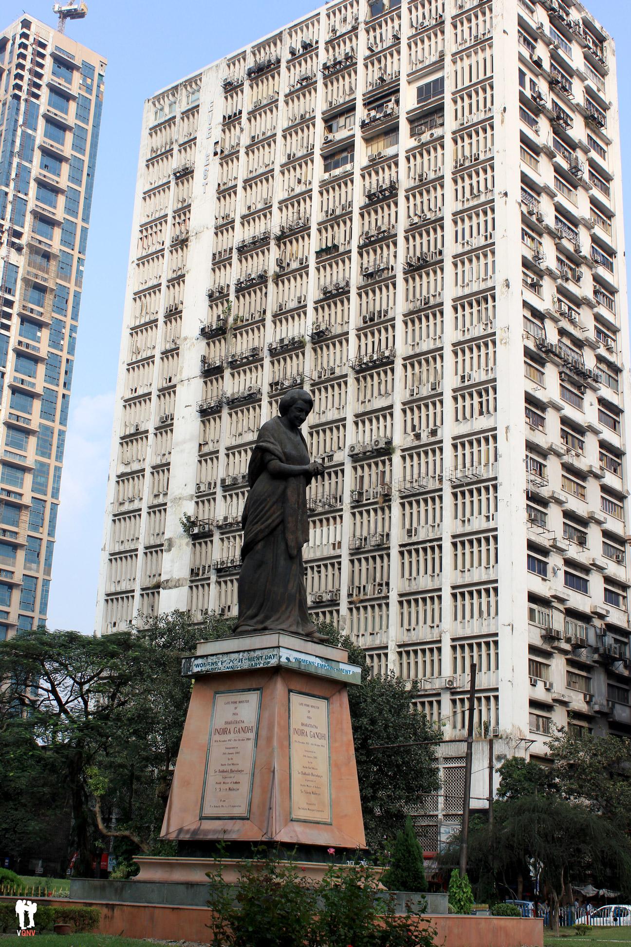 Monumento a Indira Gandhi