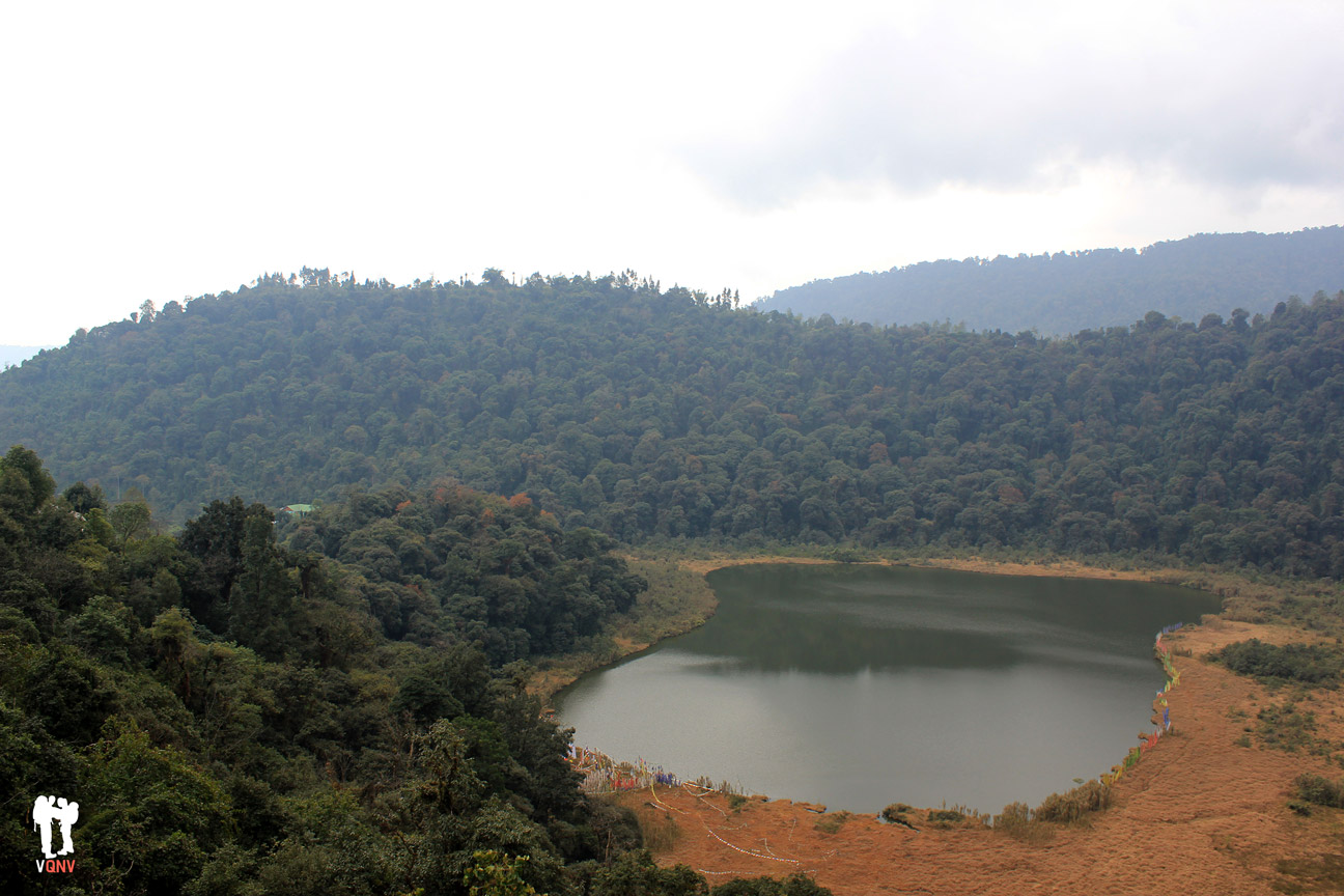Lago Kecheopalri