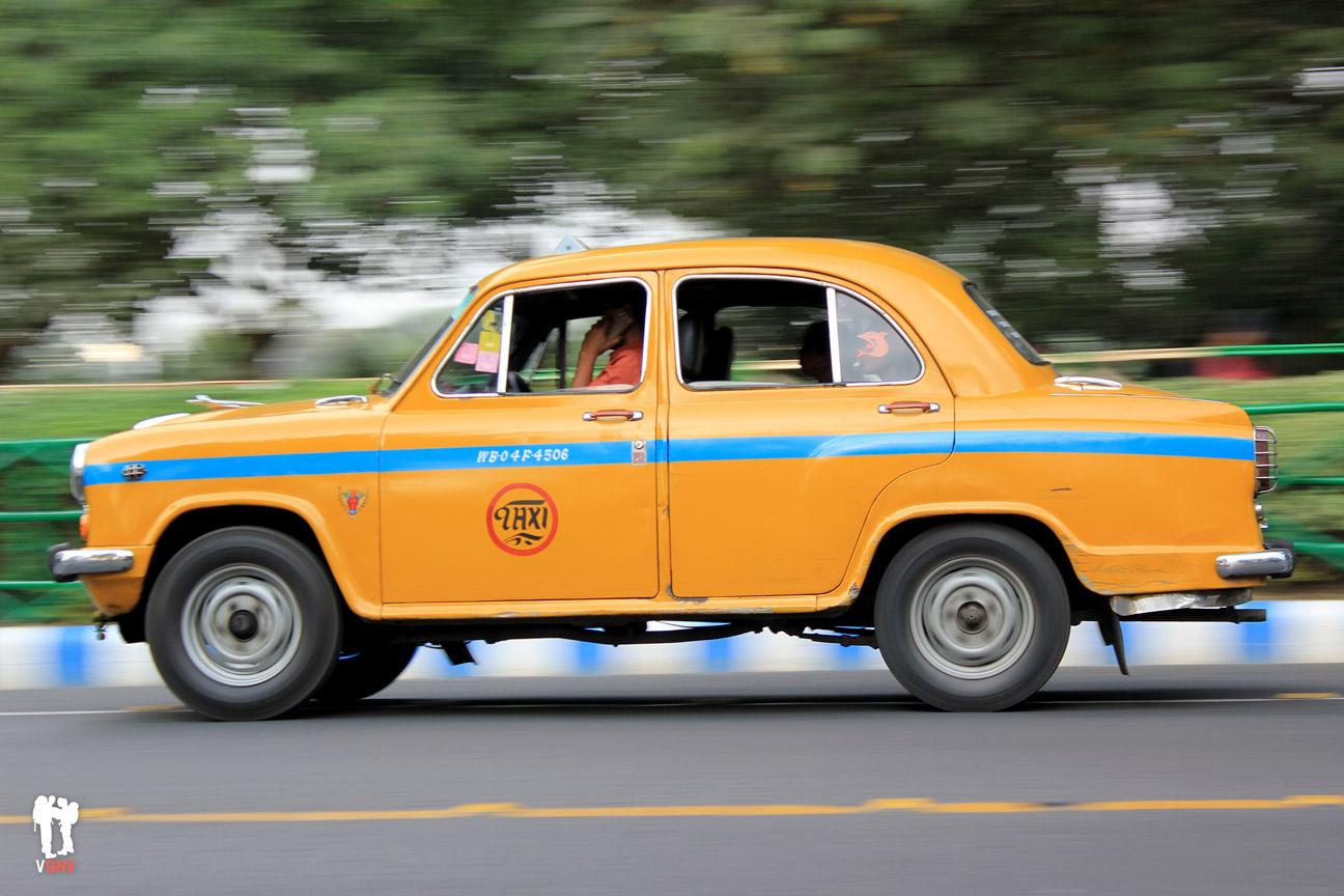 Taxis de la ciudad
