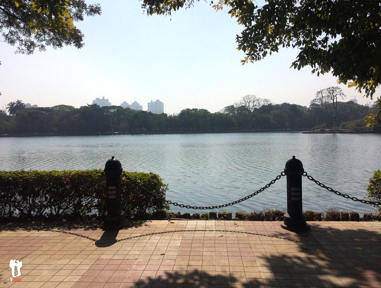 Parque de Rabindra Sarovar