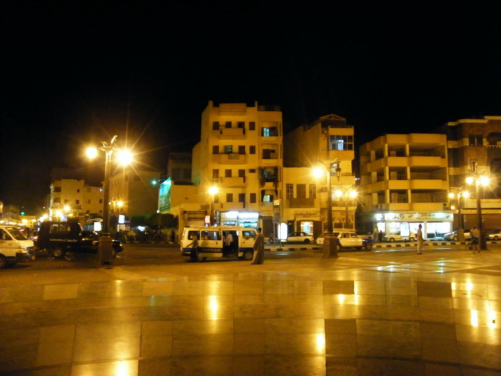 Las noches de Luxor