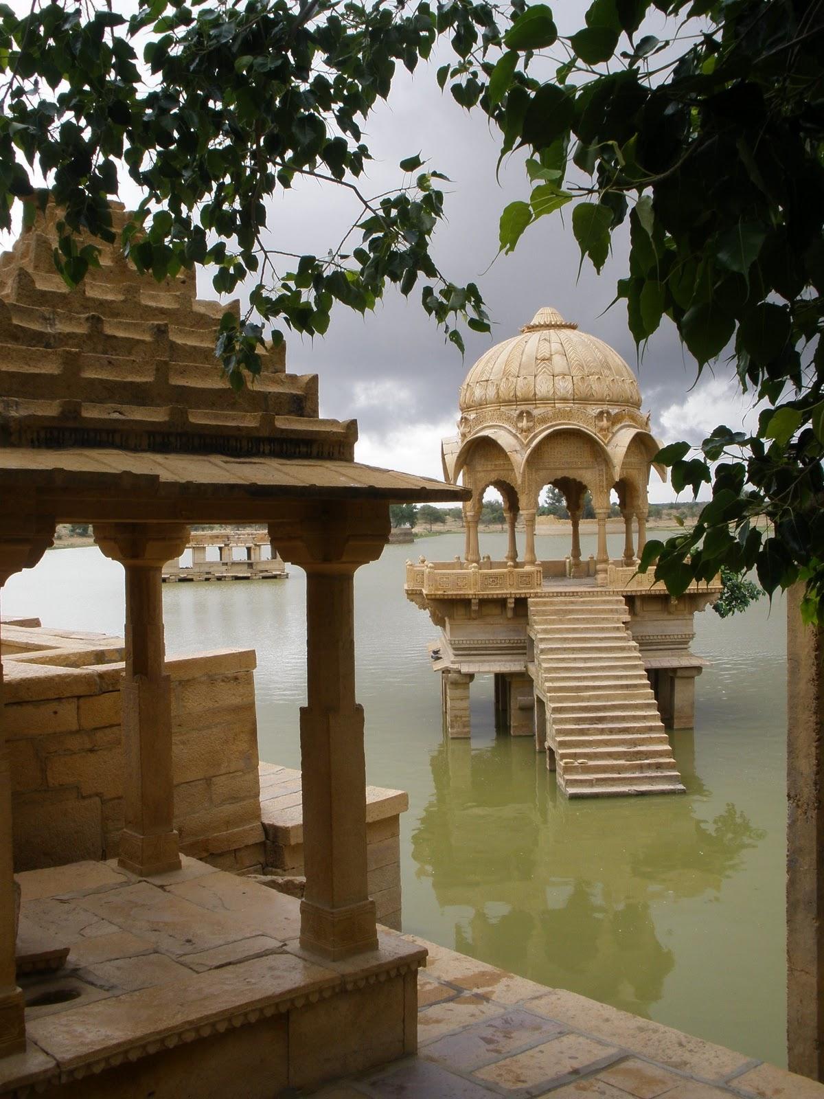 Lago Gadisar, Jaisalmer