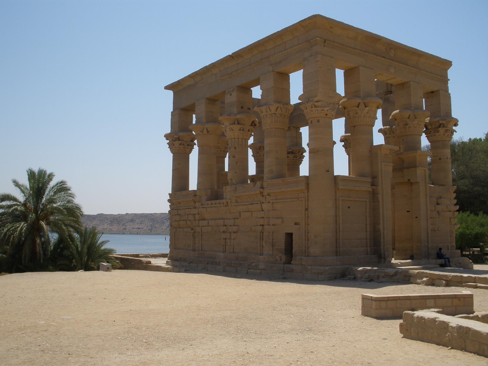 Templo de File