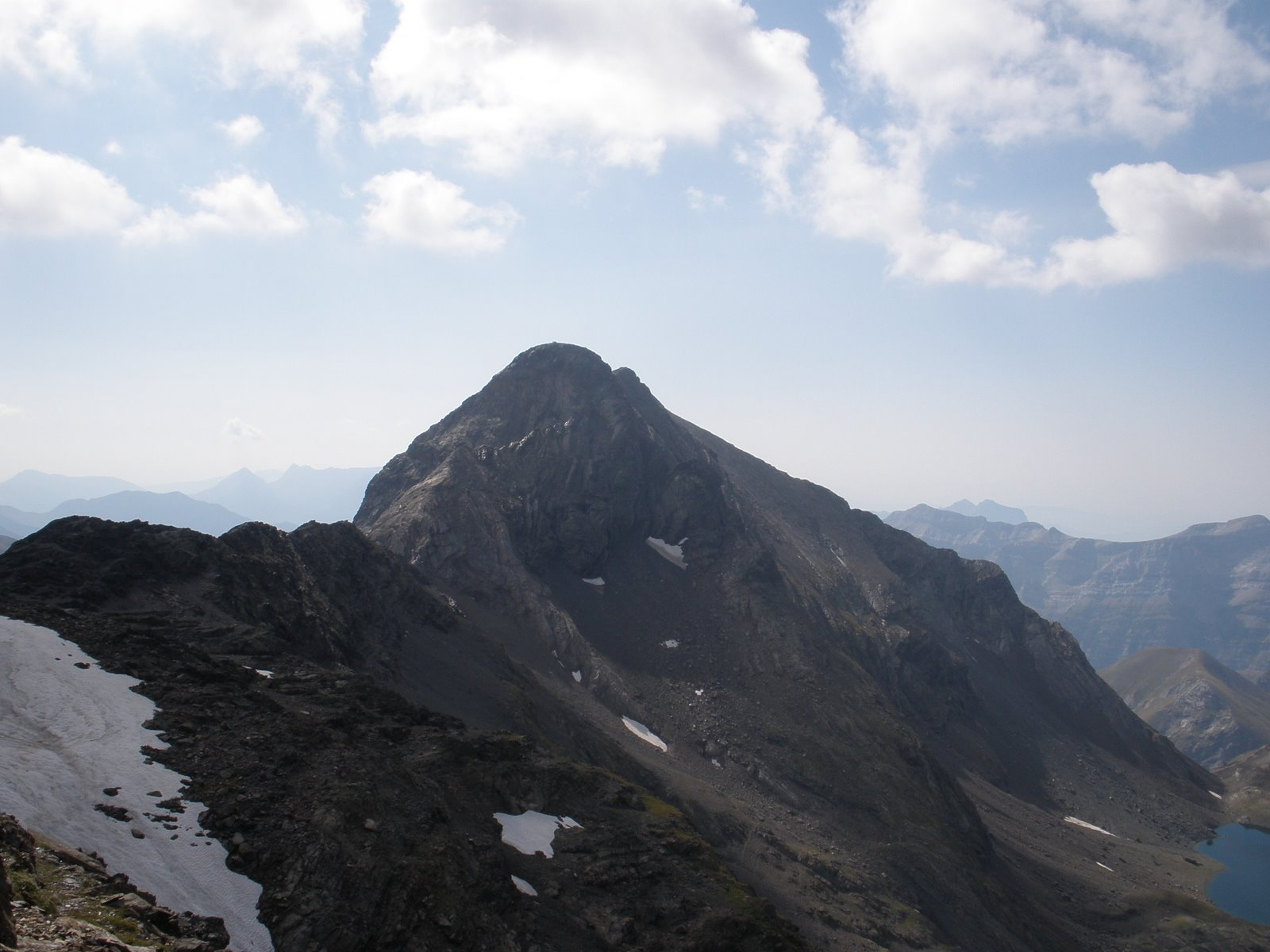 Pico de Robiñera 3003m