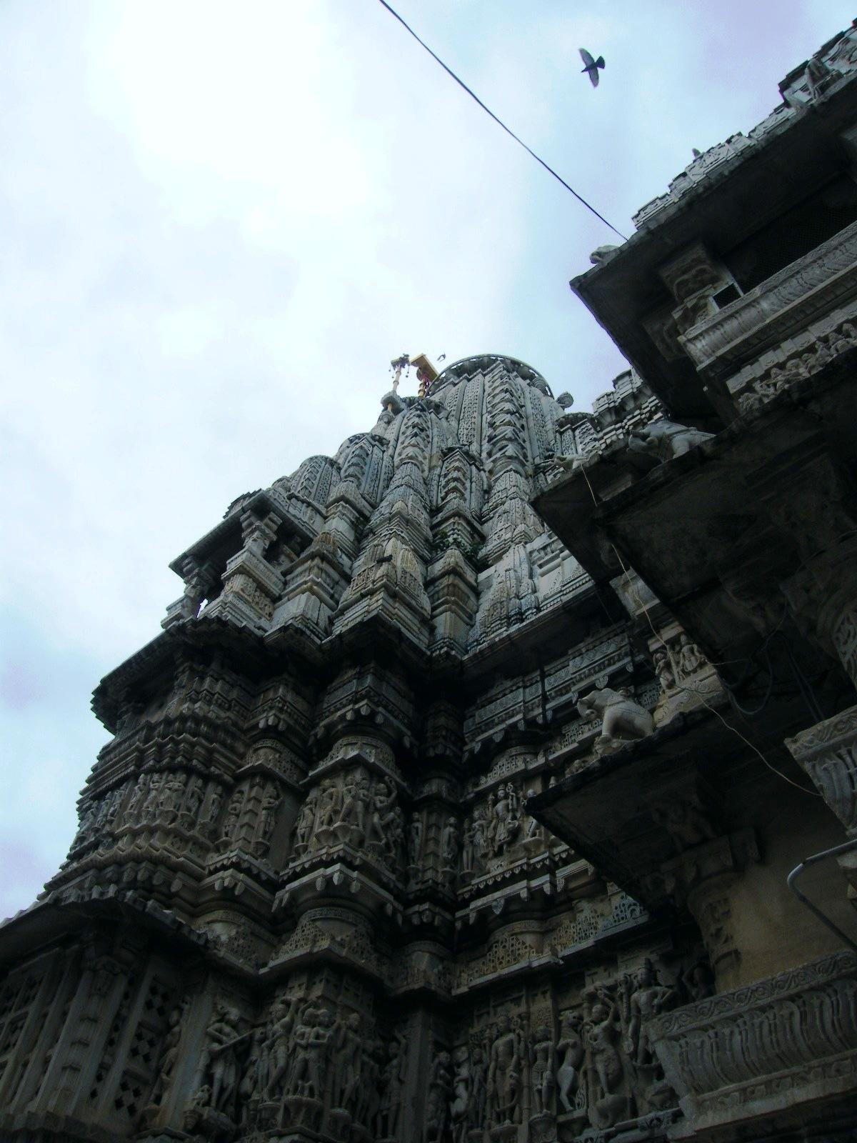 El templo Jagdish en Udaipur